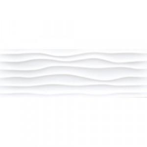 Pasta Blanca Millenium Flow Blanco Brillo 30x90