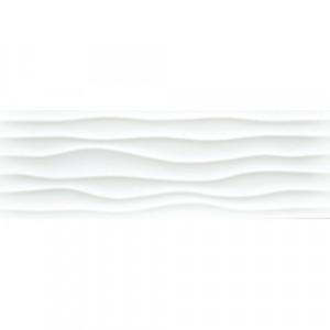 Pasta Blanca Millenium Flow Blanco Mate 30x90