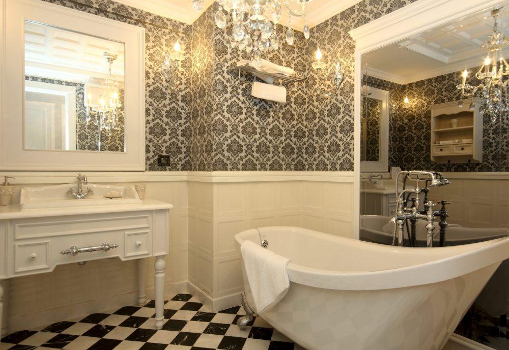 azulejos hidráulicos para baño