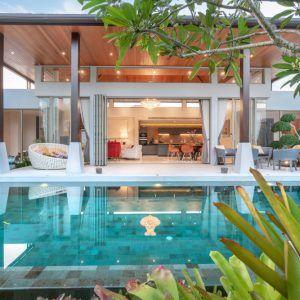 Ideas para la decoración de piscinas